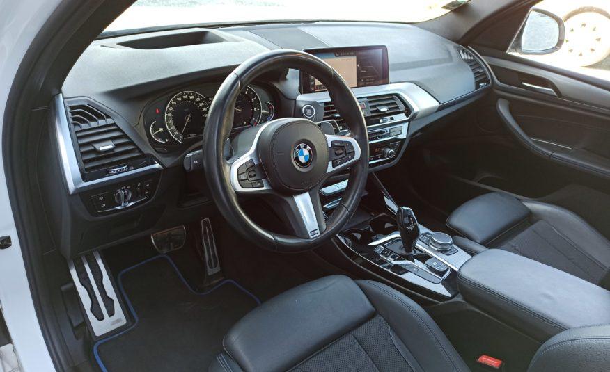 BMW X3 (G01) XDRIVE30IA 252 M SPORT