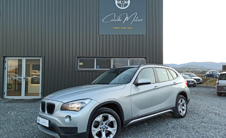 BMW X1 (E84) (2) XDRIVE20D LOUNGE BVA8